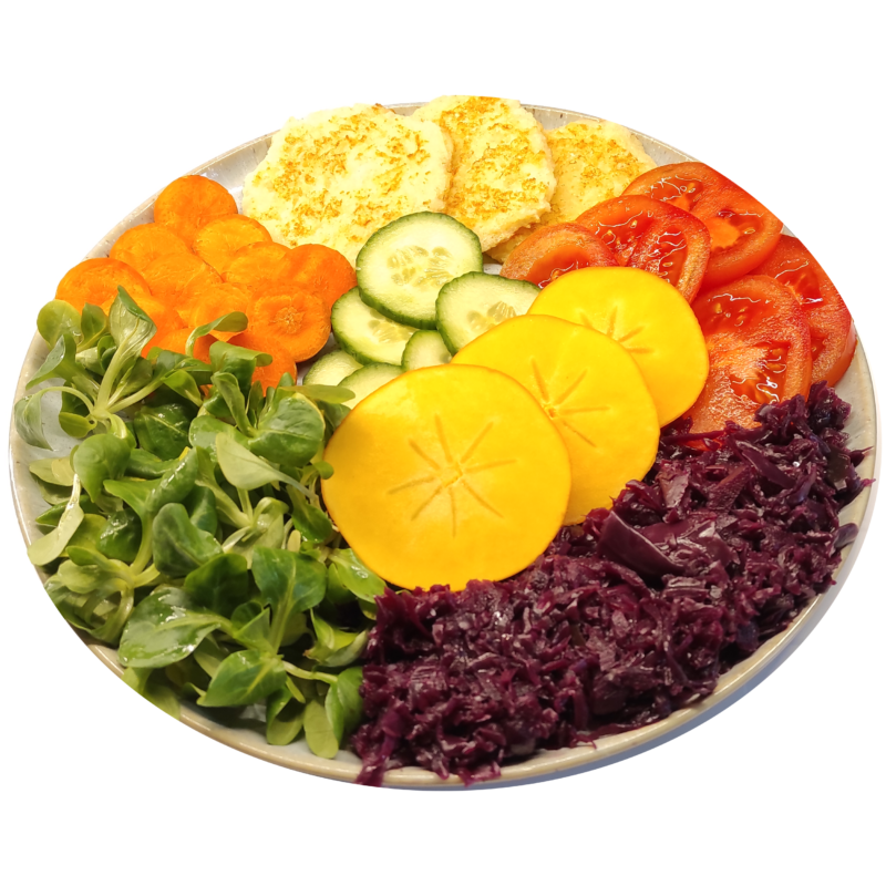 SalatDeluxe - Köstlich, Frisch und Lecker